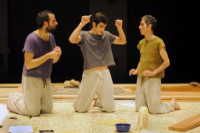 Δημητρης Παπανικολάου. - Περιποιητής φυτών, 2013 (θέατρο)