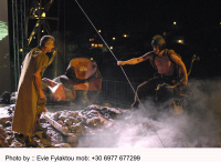 Χρήστος Λούλης - Φιλοκτήτης, 2008 (θέατρο)