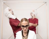 Βίκυ Αδάμου - Ανδρόγυνο, 2019 (θέατρο)