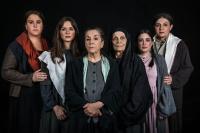 Νένα Μεντή - Γυναίκες του Παπαδιαμάντη, 2017 (θέατρο)