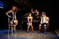 Γεωργία Αχιλλεοπούλου - Jo Soul - Poetry Cabaret, 2020 (θέατρο)