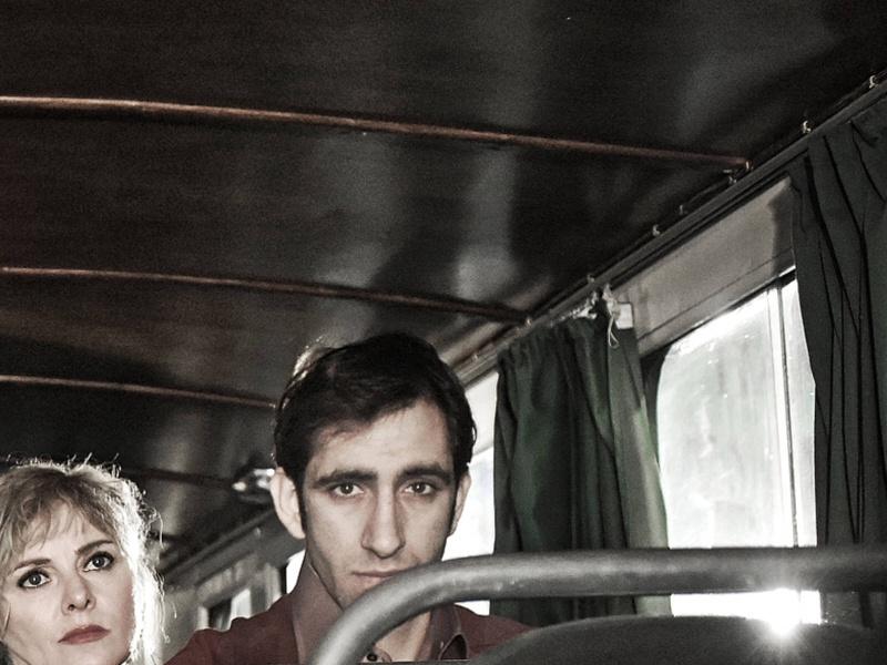 Χάρης Φραγκούλης                                          Θεοδώρα Τζήμου