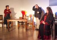 Περικλής Λιανός - Προάστιο Νέου Φαλήρου, 2020 (θέατρο)