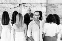 Σταύρος Χαμπάκης - Πλάθοντας τον Προμηθέα, 2020 (θέατρο)                                                                     Photo Credits:                                                                 Σταύρος Χαμπάκης
