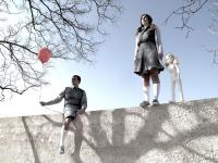 Χρήστος Γεροντίδης - Η Σαμάνθα και ο Μαξ στο βυθό της ασφάλτου, 2012 (θέατρο)