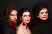 Σοφία Καψούρου - Η Σέξτον και τα Κογιότ, 2018 (θέατρο)