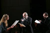 Νίκος Χατζόπουλος - Συνέβη στην Ελλάδα, 2017 (θέατρο)