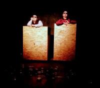 Πετρούλα Μαντζουκίδου - Σιωπή...σε λίγο φεύγουμε, 2018 (θέατρο)