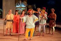 Μάκης Παπαδημητρίου - Σκηνοβάτες, 2011 (θέατρο)