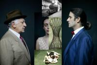 Θοδωρής Οικονόμου - Η σονάτα του Κρόιτσερ, 2016 (θέατρο)