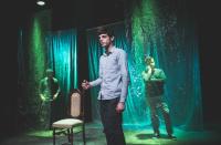Θανάσης Ισιδώρου - Στα Σκοτεινά-Making Movies, 2016 (θέατρο)