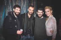 Βασίλης Τσιγκριστάρης - Στα Σκοτεινά-Making Movies, 2016 (θέατρο)