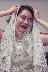Ελένη Ουζουνίδου - Σταματία, το γένος Αργυροπούλου, 2017 (θέατρο)