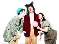 Νάνσυ Σιδέρη - Στη χώρα του Βασιλιά των Κλόουν, 2016 (θέατρο)