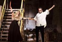 Χάρης Ανδριανός - Sweeney Todd  Ο δαιμόνιος κουρέας της Fleet Street, 2017 (θέατρο)