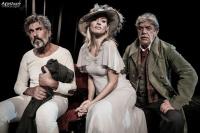 Ζέτα Δούκα - Ο Συγγραφέας σου Πέθανε, 2017 (θέατρο)