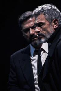 Κώστας Φαλελάκης - Ταξίδι στο Σταυρό του Νότου, 2017 (θέατρο)