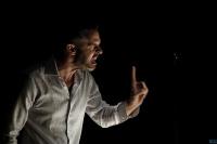 Χρήστος Λούλης - Τέφρα και σκιά, 2015 (θέατρο)
