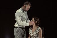 Εύη Σαουλίδου - Τέφρα και σκιά, 2015 (θέατρο)