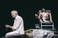 Περικλής Μουστάκης - Θερισμός, 2017 (θέατρο)