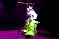 Έμιλυ Κολιανδρή - Τιτανικός - electro dance tragedy, 2009 (θέατρο)