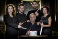 Κώστας Τριανταφυλλόπουλος - Τιτανομαχίες, 2017 (θέατρο)
