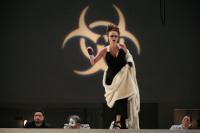 Μαρία Κεχαγιόγλου - Τίτος Ανδρόνικος, 2010 (θέατρο)