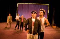 Το ημέρωμα της στρίγγλας (2008)                                                     Εθνικό Θέατρο Rex  Σκηνή