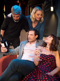 Κωνσταντίνος Κάππας - Το ψέμα, 2016 (θέατρο)