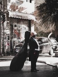 Βαγγέλης Βογιατζής - Το κοντραμπάσο, 2020 (θέατρο)