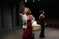 Μίνα Αδαμάκη - Τσούχτρες, 2016 (θέατρο)