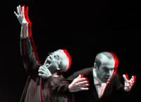 Νίκος Αρβανίτης - Κόσμος Γωνία, 2018 (θέατρο)