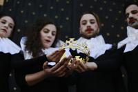 Αποστόλης Ψαρρός - Βασιλιάς Ιωάννης, 2018 (θέατρο)