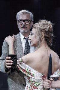 Άκις Βλουτής - Ποιός φοβάται τη Βιρτζίνια Γουλφ, 2017 (θέατρο)