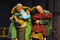 Ακύλλας Καραζήσης - Ο χορός της μοναχικής καρδιάς / Cannabis indica-patria graeca, 2009 (θέατρο)