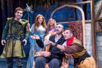 Έφη Κιούκη - Το χρυσό Αρισμαρί, 2017 (θέατρο)