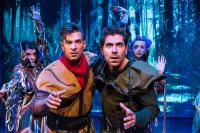 Ορέστης Τρίκας - Το χρυσό Αρισμαρί, 2017 (θέατρο)