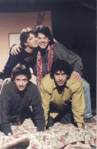 Δήμητρα Παπαδοπούλου - Οι Απαράδεκτοι, 1991 (TV)